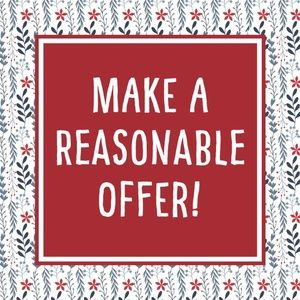 Tops - >>> TAKING ALL REASONABLE OFFERS!!! <<<